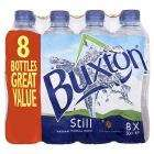 8x bottles of Buxton Mineral Water (500 ml) was £1.94 now £1.29 @ Sainsburys Instore & Online