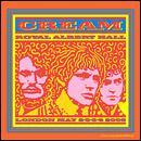 Cream - Royal Albert Hall: 2CD £3.99 + Free Delivery/Quidco @ HMV