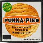 Pukka Pies only £1 @ Tesco.com & In-Store