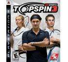 Topspin 3 PS3 only £9.99 + Quidco @ Play.com