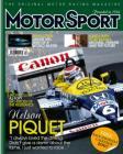 Motorsport Magazine - 3 issues for £1 + poss £5 Quidco @ LetsSubscribe