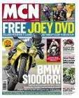 JOEY DUNLOP DVD OFFER IN MCN (£1.95 FOR POSTAGE)