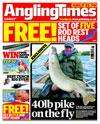 Angling Times - £1 per issue (51 issues per year, a saving of £30 over the year)