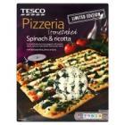 Tesco Pizzeria Spinach & Ricotta 620g - was £3.50, now £1.50!