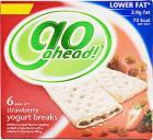 McVities' Go Ahead Yogurt Breaks Range Buy 1 Get 1 Free at Tesco £1.99 Each
