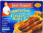 Aunt Bessie's Vegetarian Toad in the Hole 190g Was £1.69 Now £1 at Tesco