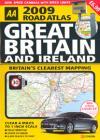 AA 2009 Road Atlas - 89p @ B&M Retail