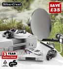 Portable Satellite Receiver kit £29.99