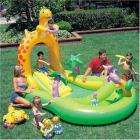 Dinosaurs Play Centre Pool Water Slide and Spray at Amazon.Co.UK £29.99 Delivered!