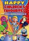 Childrens favourites dvd's £2.96 each delivered (choice of 6) @ uwish