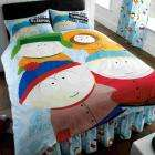 South Park Single Bed/Double Bed Valance Sheet PP **From 4.39 + Postage + 15% Off** @ Bargain Crazy