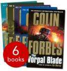 The Colin Forbes Collection (6 Books) £7.99 delivered @ The Book People