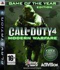 Call Of Duty 4 Game Of The Year Edition GOTY on PS3 £14 @ WH Smith