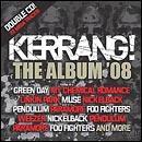 Various - Kerrang: Album: 2008: 2CD £2.99 + Free Delivery @ HMV