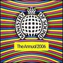 Ministry Of Sound: Annual 2006: 3cd: Includes Dvd £2.99 delivered @ HMV