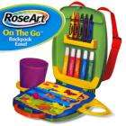 RoseArt On The Go Backpack Easel  £5.00 + P&P |  RRP £19.99 | + Free gift @ ministryofdeals