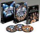 Wrestlemania 25th Anniversary (3 Discs w/ Mini WWE Encyclopedia) £17.99 + Free delivery @ Play