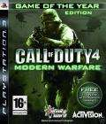COD 4: MODERN WARFARE GOTY (PS3)-CHEAPEST ONLINE- £25.79+FREE DELIVERY @ Simply Games