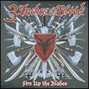 Three Inches Of Blood - Fire Up The Blades £2.99 delivered @ HMV (online)
