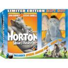Horton Hears a Who! [DVD] (R1) Limited Edition Gift Set w/ Plush Horton Toy + Audio Storybook CD + Bonus Digital Copy - £18.44 @ Amazon.com (incl. shipping)