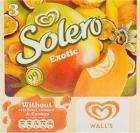 Wall's Solero Exotic (3x90ml) Better than Half Price at Was £2.19 Now £1 at Tesco