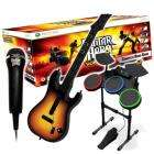 Guitar Hero World Tour - Band Bundle Xbox 360 £99.99 Delivered @ HMV