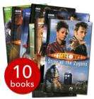 Dr Who Collection - 10 Books was £59.99 now only £6.00 plus £3.50 delivery @ Bananas + loads more offers