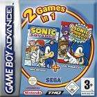 Sonic Advance +  Sonic Pinball Double Pack - £5.96