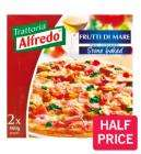 Pack of 2 Sensational Seafood Pizza £1.64 @ Lidl