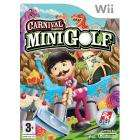 Carnival Funfair Games: Mini Golf wii £7.90 DELIVERED @ Amazon