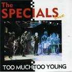 The Specials - Live - Too Much Too Young only £3.77 @ 101cd.com Delivered