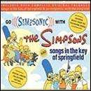 The Simpsons - Songs In The Key Of: Go Simpsonic (2 CD) £2.99 + Free Delivery @ HMV