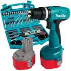 Makita cordless 14.4 volt  hammer drill and accesory set - £99.99 @ Robert Dyas