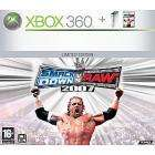 Xbox 360 Premium  WWE Smackdown vs. Raw 2007 and 2 wireless controllers £239