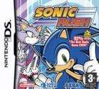 SONIC RUSH NINTENDO DS ONLY £8.00 DEL FROM TESCO JERSEY