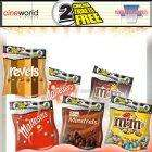 2kg of M&Ms and 2 cinema tickets for £8 (or Maltesers, Minstrels, Revels)