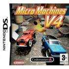 Micro Machines V4 [DS] £6.25 @ The Game Collection [Using code STUDENT10%]