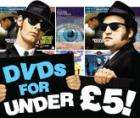 650 DVDs Under £5 - Play.Com - Free Delivery