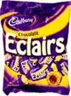 Cadbury's Chocolate Eclairs - 60p in Tesco