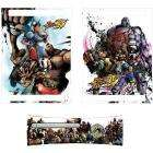 Mad Catz Xbox 360 Street Fighter IV Faceplate & Console Skinz Design 1: Characters (Xbox 360) £11.86 @ Amazon