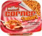 Muller Corner Strawberry Crumble Yoghurt - Just 27p Instore @ Asda