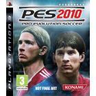 Pro Evolution Soccer 2010  -  PS3 *Pre Order* £32.99 @ Amazon