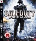 Call of duty world at war £25 xbox 360 & PS3 @ tesco(instore)