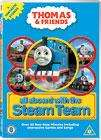 Thomas & Friends All Aboard With The Steam Team DVD - £2.93 - You Save: 77%
