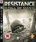 Resistance: Fall of Man (PS3) preowned £4.99 @ gamestation free delivery
