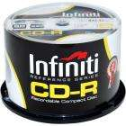 Infiniti Classic 52X CDR 700Mb 50 Cakebox - £5.39 delivered with 10% bank holiday discount @ choicestationery.co.uk