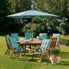 Wyevale Provence 1.8m 8 seater set was £1,599.00 Now £699.00each @ Wyevale(in stock in Swindon)