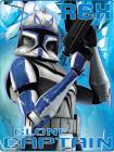 Star Wars: Clone Wars: Trooper Fleece Blanket £4.99 + Free Delivery @ Play