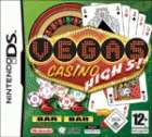 Vegas Casino High 5! (DS) only £4.98 instore @ Game