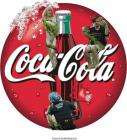 Asda - 30 Cans of Coca Cola / Coke £6.00 = 20p a can Instore only